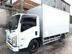1000KM,MURAH Isuzu Elf Engkel Long NLR55TLX Box Alumunium 2020 CDE NLR