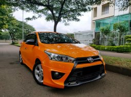 Toyota Yaris TRD Sportivo 2016 Orange