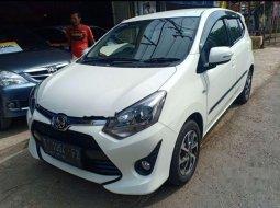 Mobil Toyota Agya 2017 G dijual, Jawa Barat