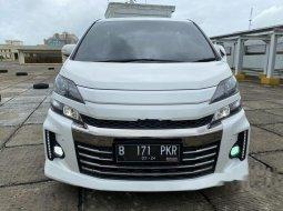 Dijual mobil bekas Toyota Vellfire ZG, DKI Jakarta