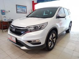 Honda All New CR-V 2.4 Prestige SunRoof AT 2015 Putih Mutiara