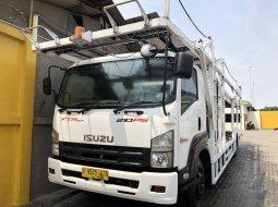 Isuzu Giga 2013 Engkel 4x2 Bak Carrier MURAH+BanBARU,Bak Besi
