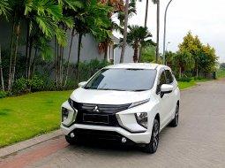 Mitsubishi Xpander Exceed Automatic 2018 Putih Metalik