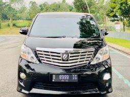 Jual Toyota Alphard S 2009 harga murah di Banten