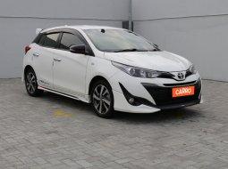 Toyota Yaris S TRD Sportivo AT 2018 Putih