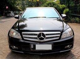 Mercedes-Benz C-Class C200 AT 2008 Hitam