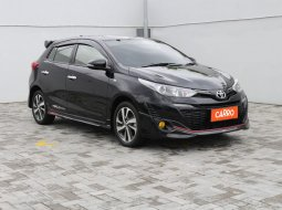 Toyota Yaris S TRD Sportivo AT 2018 Hitam