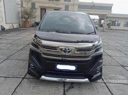 DKI Jakarta, jual mobil Toyota Vellfire G Limited 2017 dengan harga terjangkau