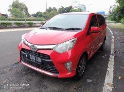 Toyota Calya G AT 2018 Merah di DKI Jakarta