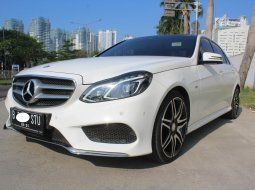 Mercedes-Benz E-Class E 400 2016 Sedan