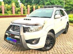 Jual Toyota Fortuner G TRD 2014 harga murah di DKI Jakarta