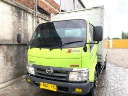 Mulus6banBARU,MURAH CDD Dutro 130HD X POWER box alumunium 2019 Hino HD