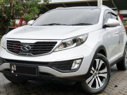 2013 Kia Sportage EX, Dua Sunroof, Tiga Layar, Pajak Panjang, Terawat