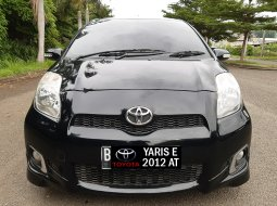 Toyota Yaris E 1.5 AT 2012 Hitam