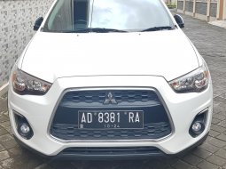 Istimewa Mitsubishi Outlander Sport PX reborn 2014 mobil simpanan