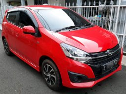Mobil Daihatsu Ayla 1.2 X AT 2017 KM 5rb