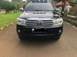 Toyota Fortuner 2010 DKI Jakarta dijual dengan harga termurah