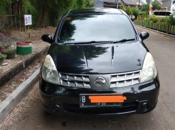 Dijual Nissan Grand Livina tipe XV A/T tahun 2007 (NIK) akhir , pemakaian 2008