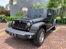 Mobil Jeep Wrangler 2014 Sport CRD Unlimited dijual, DKI Jakarta