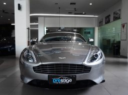 DB9 GT 007 Bond Edition Coupe Spectre Silver on Obsidian Black