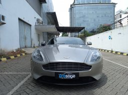2016 DB9 GT 007 Bond Edition Coupe Spectre Silver on Obsidian Black