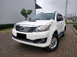 Toyota Fortuner G 2013 Putih
