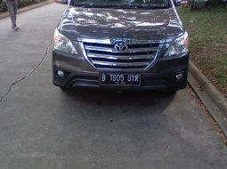 Toyota Kijang Innova 2.0 G 2015 manual