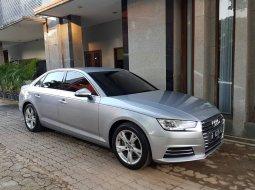 Audi A4 2.0 TFSI Tahun 2016 Warna Silver