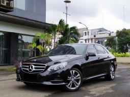 Mercedes-Benz E-Class E250 2014 Hitam