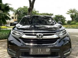 Honda CR-V 1.5L Turbo Prestige Hitam siap pakai