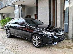 Mercedes-Benz E-Class E250 AVG 2014 Hitam