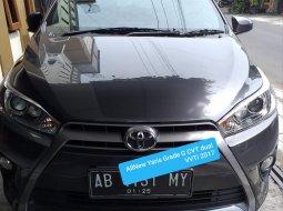 Toyota Yaris G CVT 7 AB 2017 Hatchback