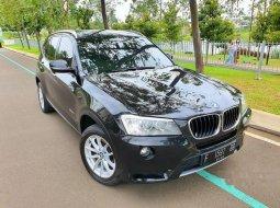 Jual cepat BMW X3 xDrive20d Efficient Dynamics 2012 di DKI Jakarta