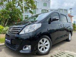 Mobil Toyota Alphard 2012 G G terbaik di DKI Jakarta