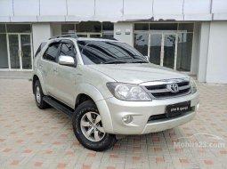 DKI Jakarta, Toyota Fortuner G Luxury 2007 kondisi terawat