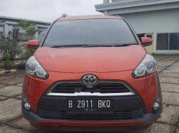 Jual mobil Toyota Sienta V 2016 bekas, DKI Jakarta