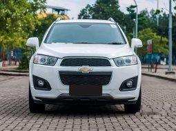 Banten, jual mobil Chevrolet Captiva Pearl White 2015 dengan harga terjangkau