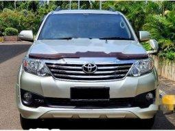 Jual Toyota Fortuner G TRD 2012 harga murah di DKI Jakarta