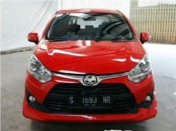 Mobil Toyota Agya 2018 dijual, Jawa Timur