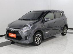 Toyota Agya 1.2 G TRD Sportivo MT 2019 Abu-Abu