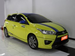 Toyota Yaris S TRD Sportivo AT 2016 Kuning