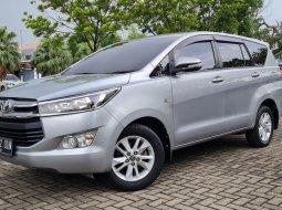 Toyota Kijang Innova 2.0 V AT 2016 Wrn Silver Mulus Terawat TDP Paket 35Jt