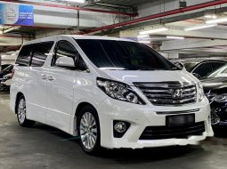 Mobil Toyota Alphard 2013 SC dijual, DKI Jakarta