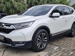 Honda CR-V 1.5 Turbo Prestige 2017 White On Black Mulus Pjk Pjg TDP 86Jt