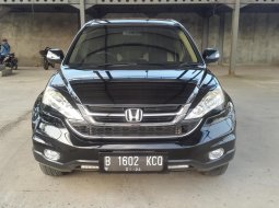 Honda CR-V 2.0 AT 2011 Black On Beige Pjk Pjg Siap Pakai TDP 20Jt