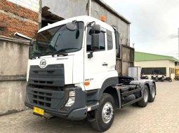 34rbKM+banBARU, MURAH UD Truck Quester 6x4 GWE370 kepala trailer 2018