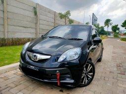Honda Brio E CVT 2013 Hitam