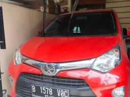 Toyota Calya G AT 2018 Merah km 6000