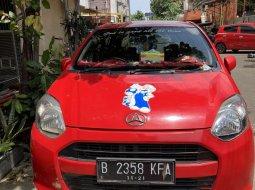 Daihatsu Ayla 1.0L X MT 2016 Merah