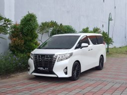 Toyota Alphard G 2017 Putih